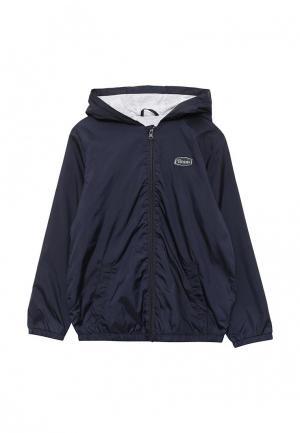 Куртка Brums. Цвет: синий