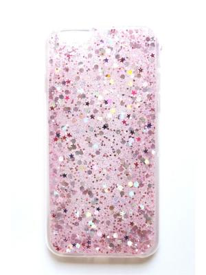 Чехол для Iphone 6/ 6S Punta. Цвет: розовый