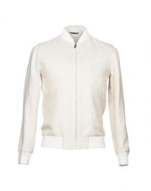 Куртка RICHARD JAMES. Цвет: бежевый