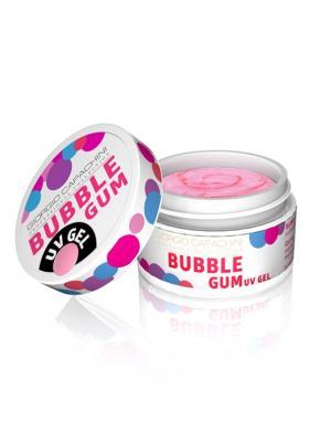 Гель для объемного дизайна Bubble Gum №01, 7 мл Giorgio Capachini professional collection. Цвет: розовый