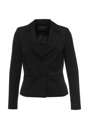 Пиджак Camomilla. Цвет: черный
