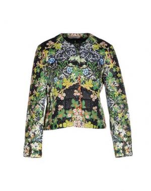 Куртка PICCIONE•PICCIONE. Цвет: зеленый