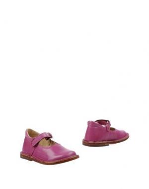 Ботинки LA STUPENDERIA. Цвет: светло-фиолетовый