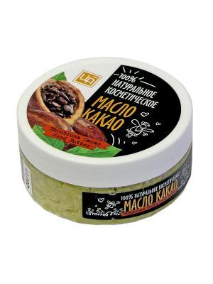 Масло какао для обогащения косметический средств 150 г. Царство Ароматов. Цвет: желтый