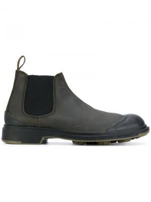 Ботинки Челси Pezzol 1951. Цвет: серый