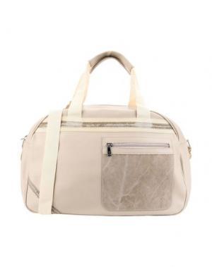 Дорожная сумка PRIMO EMPORIO. Цвет: бежевый