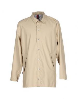 Легкое пальто KILT HERITAGE. Цвет: бежевый