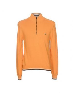 Водолазки ETRO. Цвет: оранжевый