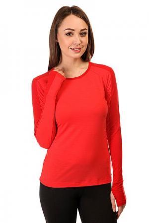 Термобелье (верх) женский  Nrg Ls Top Red Super Natural. Цвет: голубой