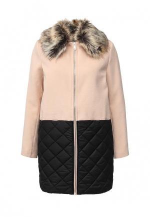 Пальто Rinascimento. Цвет: розовый