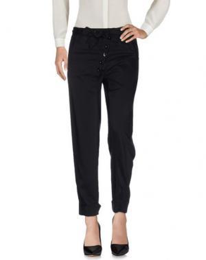Повседневные брюки LE CASUAL DE MARITHÉ + FRANÇOIS GIRBAUD. Цвет: черный