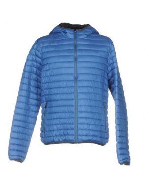 Куртка CANADIENS. Цвет: синий