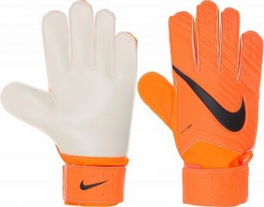 Перчатки вратарские  Match Goalkeeper Nike. Цвет: оранжевый