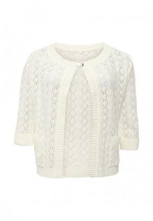 Кардиган Milana Style. Цвет: белый
