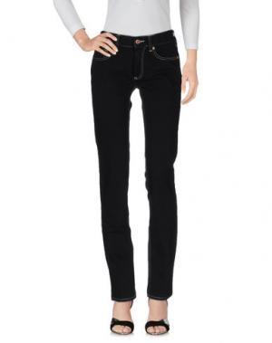 Джинсовые брюки YMC YOU MUST CREATE. Цвет: черный