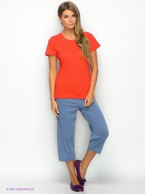 Комплект Vienetta Secret. Цвет: красный, серо-голубой