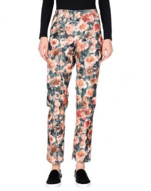 Повседневные брюки LE TRICOT PERUGIA. Цвет: зеленый