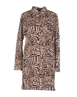 Короткое платье CUTIE. Цвет: темно-синий