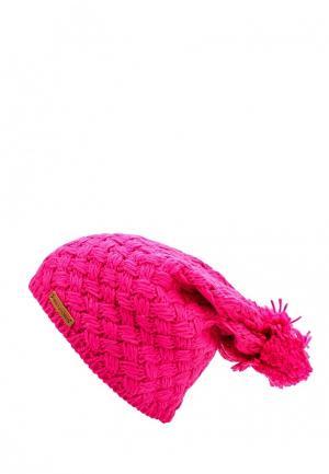 Шапка Torstai. Цвет: розовый