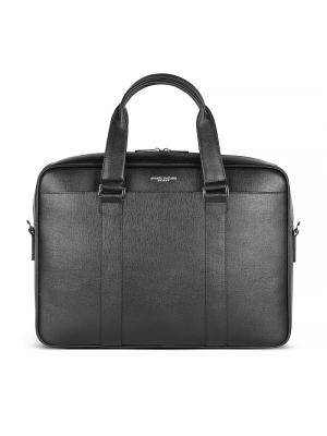 Сумка портфель Avanzo Daziaro. Цвет: черный