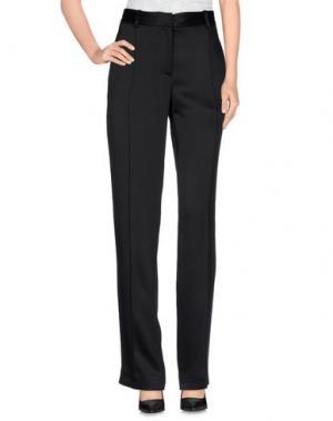 Повседневные брюки PROTAGONIST. Цвет: черный