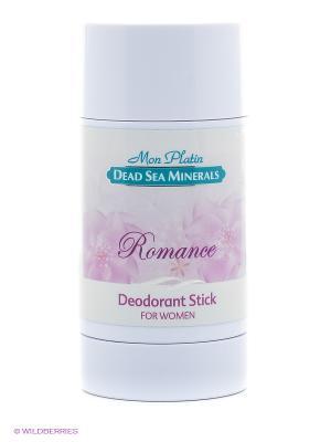 Дезодорант для женщин- чувственность, 80 мл Mon Platin DSM. Цвет: голубой