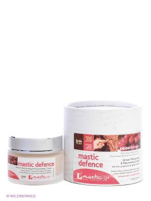 Крем для лица с лифтинг-эффектом Mastic Defence Spa. Цвет: красный
