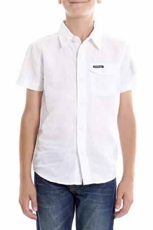 Рубашка Scorpion Bay. Цвет: белый