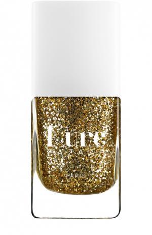 Лак для ногтей с блестками Precious Kure Bazaar. Цвет: бесцветный