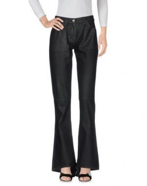 Джинсовые брюки ANDREW MACKENZIE. Цвет: черный