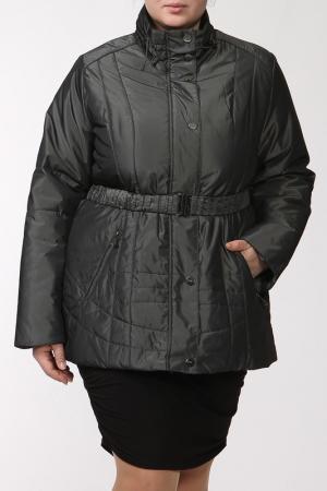 Куртка Krizia. Цвет: темно-серый