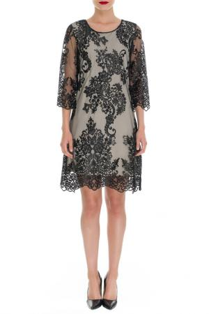 Платье Almatrichi. Цвет: black