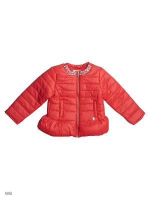 Куртки ACOOLA. Цвет: красный
