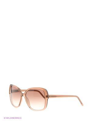 Солнцезащитные очки Rodenstock. Цвет: коричневый