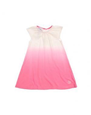 Платье BONNIE BABY. Цвет: фуксия