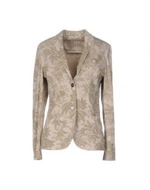 Пиджак CIRCOLO 1901. Цвет: бронзовый