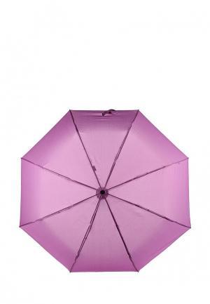 Зонт складной Labbra. Цвет: фиолетовый