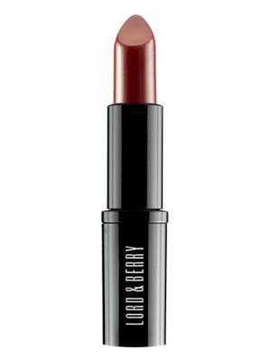 Экстраординарная матовая помада Vogue, оттенок 7610 Rebel Lord&Berry. Цвет: бордовый