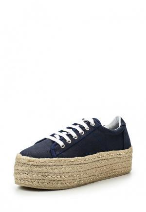 Ботинки Corina. Цвет: синий