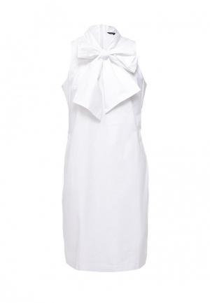 Платье Banana Republic. Цвет: белый