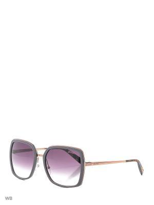 Солнцезащитные очки MAXMARA. Цвет: бежевый