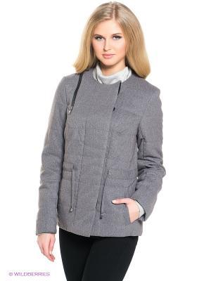 Куртка DOCTOR E. Цвет: серый