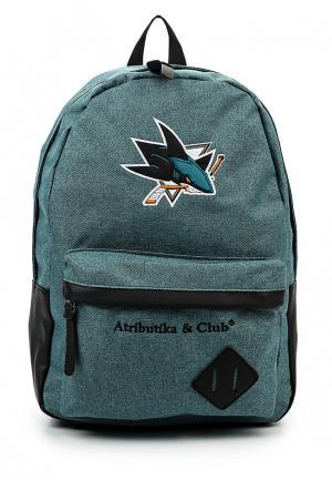 Рюкзак Atributika & Club™. Цвет: зеленый