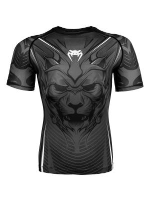 Рашгард Venum Bloody Roar Black/Grey S/S. Цвет: серый, черный