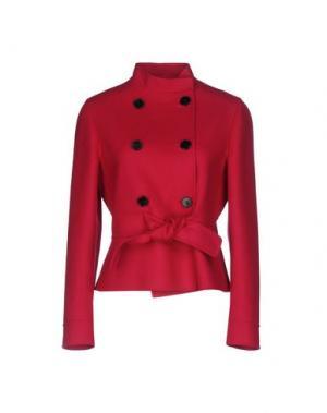 Пиджак VALENTINO. Цвет: пурпурный