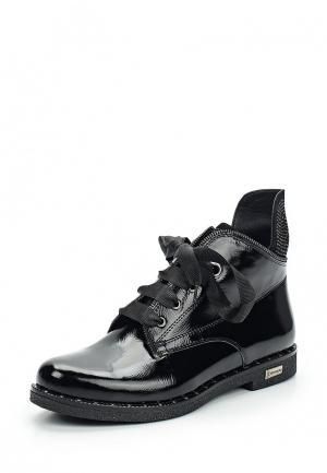 Ботинки Tervolina. Цвет: черный