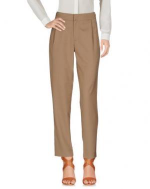 Повседневные брюки FILIPPA K. Цвет: верблюжий