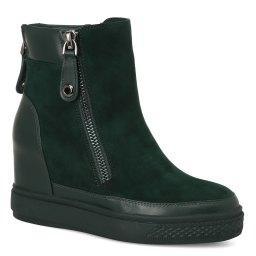 Ботинки  RA0850 темно-зеленый GIANNI RENZI