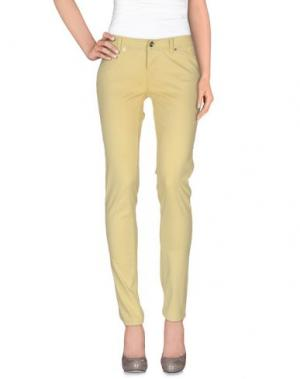 Повседневные брюки AT.P.CO. Цвет: кислотно-зеленый