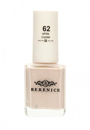 Лак для ногтей Berenice. Цвет: бежевый